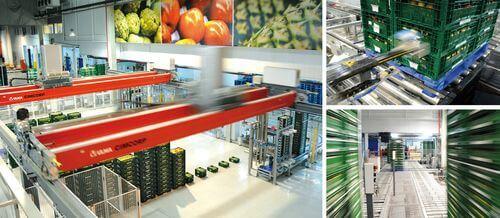 Une logistique efficace et durable avec euro pool system for Salon logistique