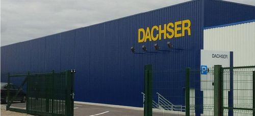 Dachser inaugure une nouvelle plateforme à Troyes