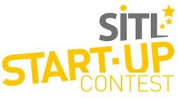 SITL START-UP CONTEST