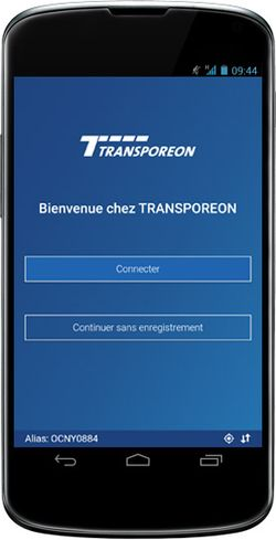 Transporeon lance la nouvelle génération de son application mobile