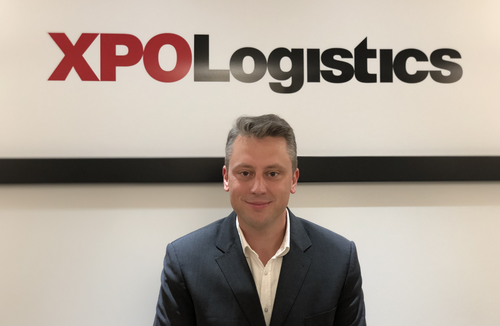 XPO Logistics nomme Patrick Oestreich Senior Vice President, Strategic Sales–Europe