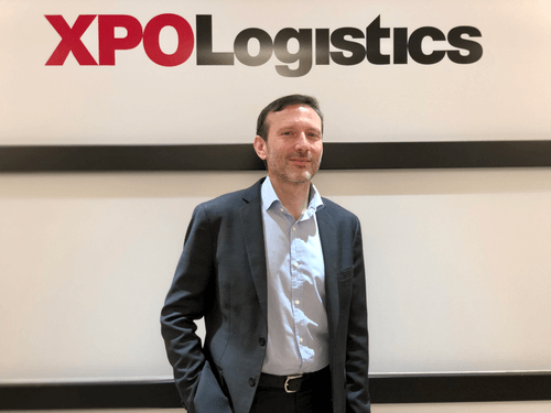 XPO Logistics nomme Jacopo Mazzolin Senior Vice President, Ressources Humaines – Europe
