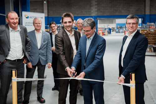 Actemium Lyon Logistics inaugure son showroom