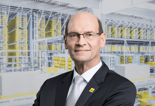 Harrie Swinkels, CEO de SSI Schäfer